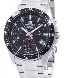 Casio Edifice Chronograph Quartz EFV-540D-1AV EFV540D-1AV Men's Watch