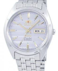 Orient 3 Star Crystal Automatic FAB0000DK9 Men's Watch