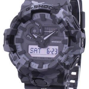 Casio Illuminator G-Shock Shock Resistant Analog Digital GA-700CM-8A GA700CM8A Men's Watch