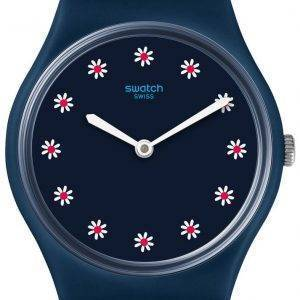 Swatch Originals Flower Carpet Analog Quartz GN256 Women's Watch