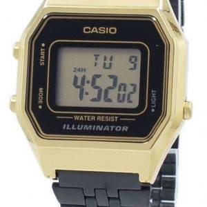Casio Vintage Illuminator Alarm Digital LA680WEGB-1A Women's Watch