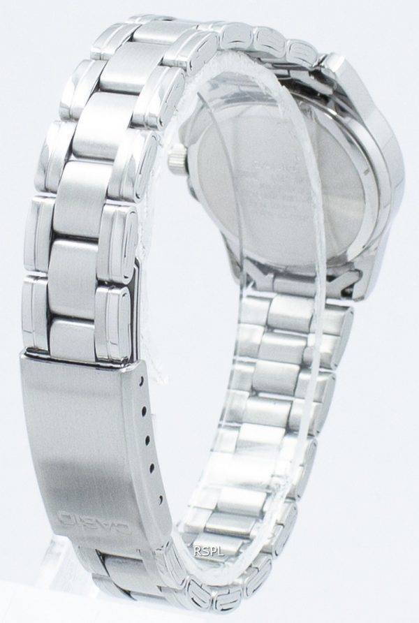 Casio Analog Quartz LTP-1215A-2A2 LTP1215A-2A2 Women's Watch