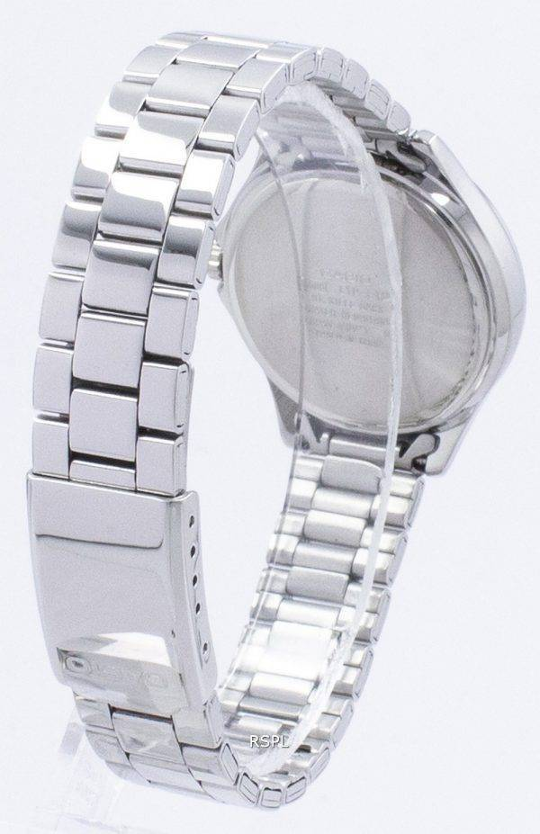 Casio Analog Quartz LTP-E129D-2A LTPE129D-2A Women's Watch