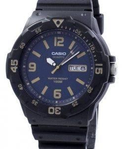 Casio Youth Diver Analog Quartz MRW-200H-2B3V MRW200H-2B3V Men's Watch
