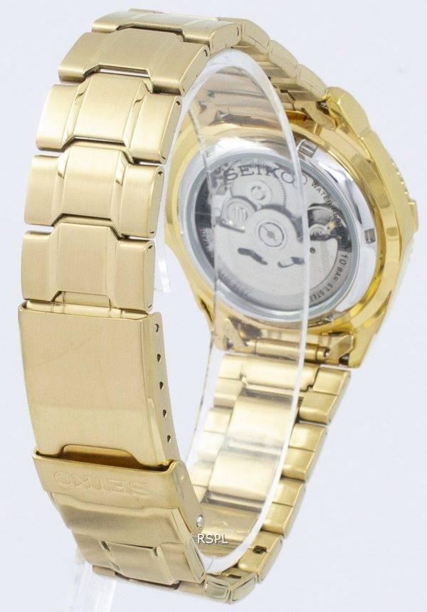 Seiko 5 Sports Automatic Japan Made SNZB26 SNZB26J1 SNZB26J Men's Watch