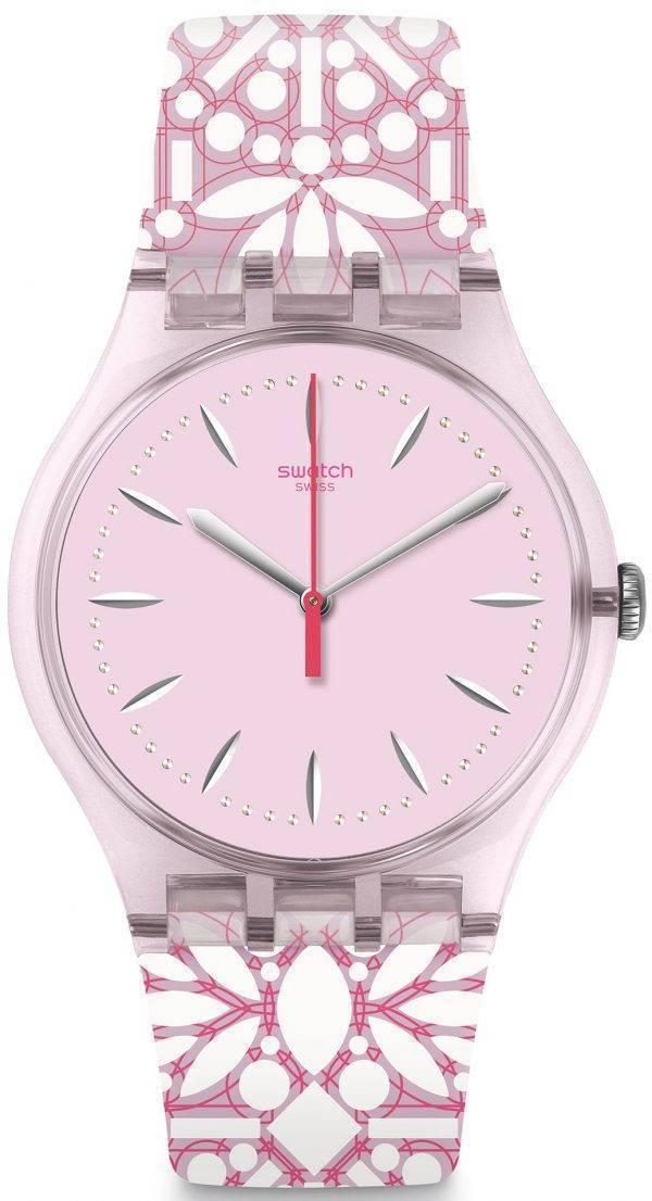 Swatch Originals Fleurie Analog Quartz SUOP109 Women's Watch