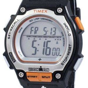Timex Ironman Shock 30 Lap Alarm Indiglo Digital T5K582 Men's Watch