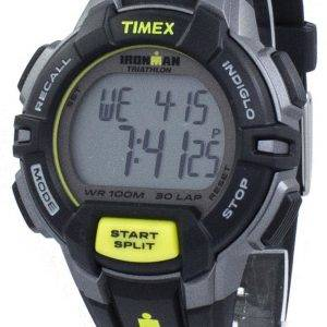 Timex Sports Ironman Triathlon Rugged 30 Lap Indiglo Digital T5K790 Men's Watch