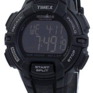 Timex Sports Ironman Triathlon Rugged 30 Lap Indiglo Digital T5K793 Men's Watch