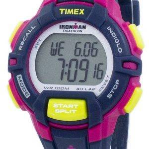 Timex Sports Ironman Triathlon Rugged 30 Lap Indiglo Digital T5K813 Women's Watch