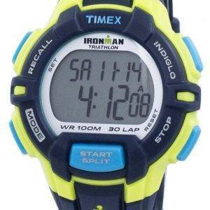 Timex Sports Ironman Triathlon Rugged 30 Lap Indiglo Digital T5K814 Men's Watch