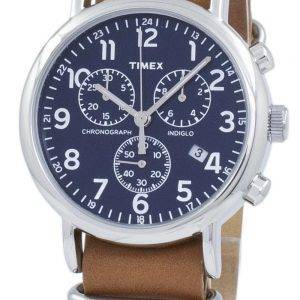 Timex Weekender Indiglo Chronograph Quartz TW2P62300 Men's Watch