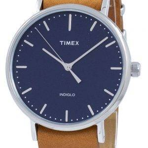 Timex Weekender Fairfield Indiglo Quartz TW2P97800 Men's Watch