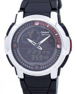 Casio Analog Digital Thermometer AQF-102W-1BVDF AQF-102W-1BV Mens Watch