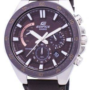 Casio Edifice Chronograph Quartz EFR-563BL-5AV EFR563BL-5AV Men's Watch