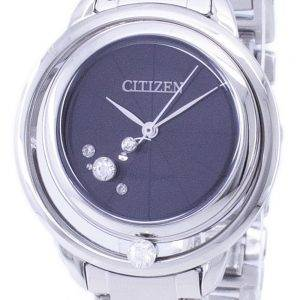 Citizen L Sunrise Solitare Eco-Drive EW5520-50E Women's Watch