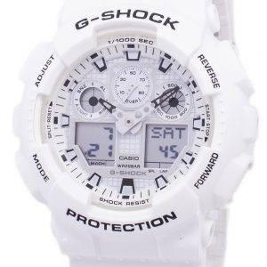 Casio G-Shock Shock Resistant Analog Digital GA-100MW-7A GA100MW-7A Men's Watch