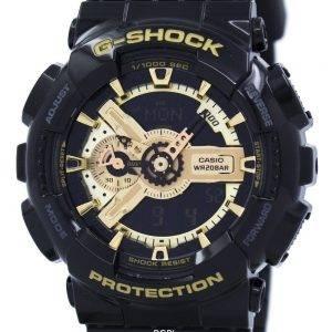 Casio G-Shock Analog-Digital GA-110GB-1A Mens Watch