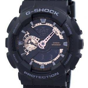 Casio G-Shock Analog-Digital GA-110RG-1A Mens Watch