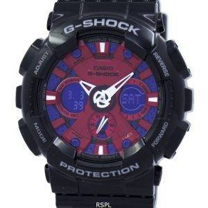 Casio G-Shock Black Analog Digital GA-120B-1A GA120B Mens Watch