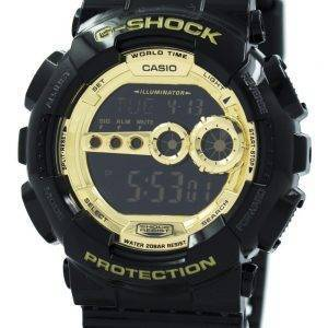 Casio G-Shock GD-100GB-1D GD-100GB-1 Mens Watch