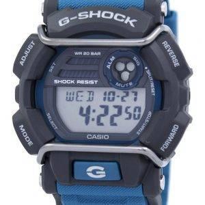 Casio G-Shock Flash Alert Super Illuminator 200M GD-400-2 Mens Watch