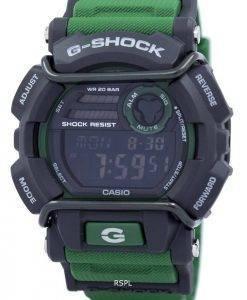 Casio G-Shock Flash Alert Super Illuminator 200M GD-400-3 Mens Watch