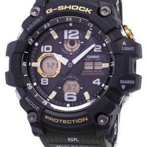 Casio G-Shock Mudmaster Tough Solar 200M GSG-100-1A3 GSG100-1A3 Men's Watch