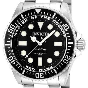 Invicta Pro Diver Master Of Oceans Quartz 200M 20119 Men's Watch