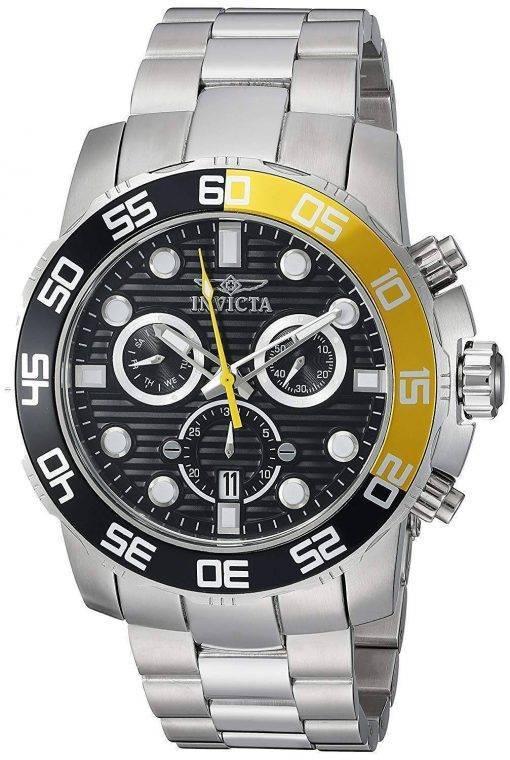 Invicta Pro Diver Chronograph Quartz 21553 Men's Watch