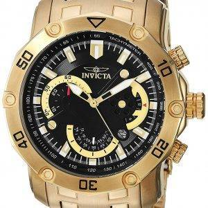 Invicta Pro Diver Chronograph Tachymeter Quartz 22767 Men's Watch