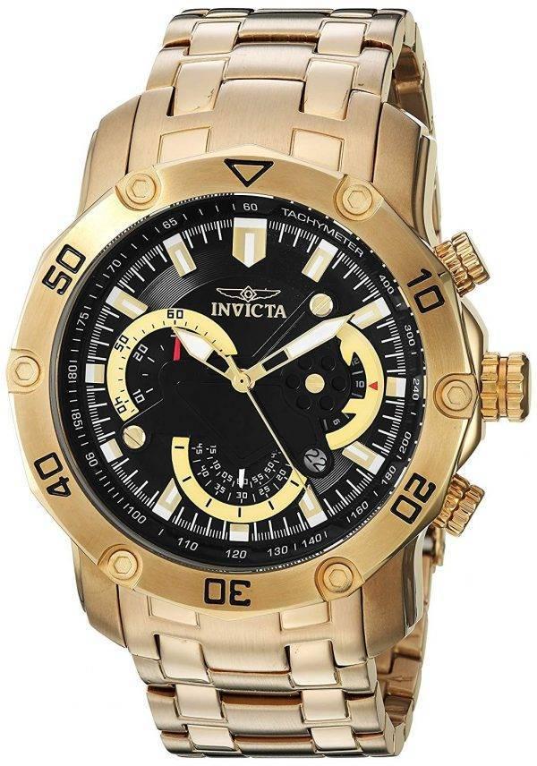 Invicta Pro Diver Chronograph Tachymeter Quartz 22767 Men's Watch