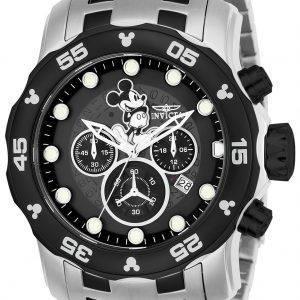Invicta Disney Limited Edition Chronograph Quartz 200M 23767 Men's Watch