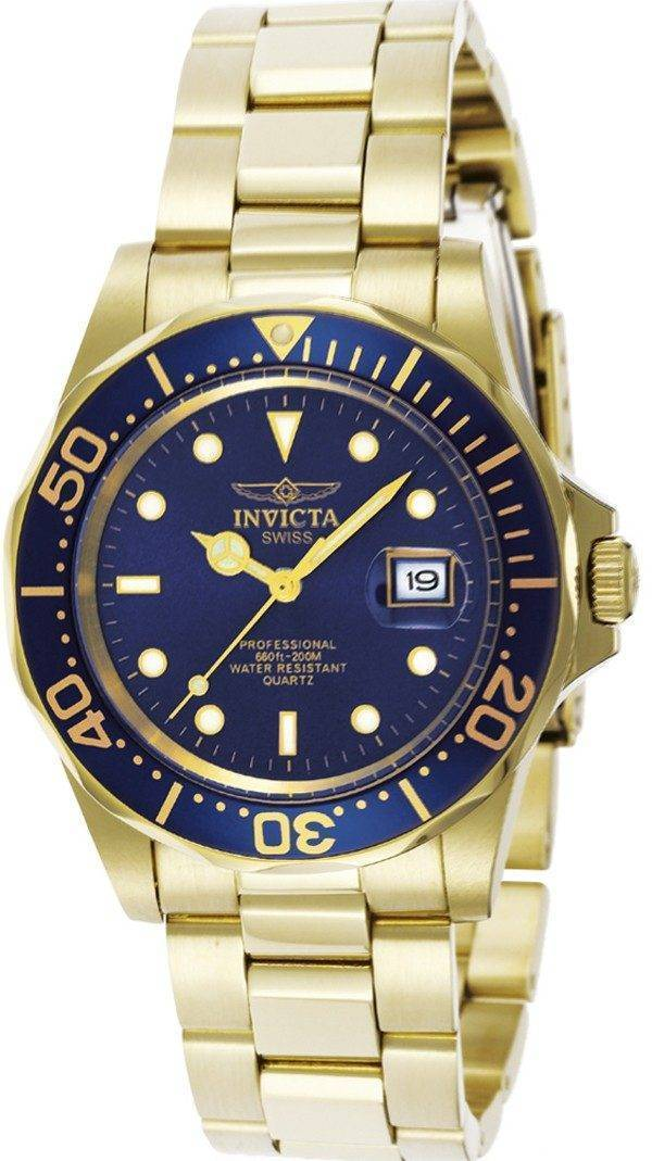 Invicta Pro Diver Professional Quartz 200M 9312 Men's Watch
