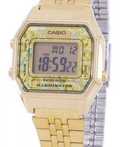 Casio Vintage Youth Illuminator Digital LA680WGA-9C Women's Watch