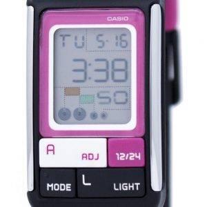 Casio Digital Quartz Dual Time Alarm LDF-52-1ADR LDF-52-1A Womens Watch