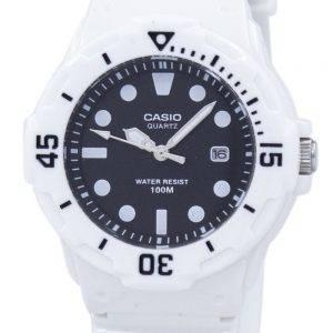 Casio Enticer Analog Black Dial LRW-200H-1EVDF LRW-200H-1EV Womens Watch