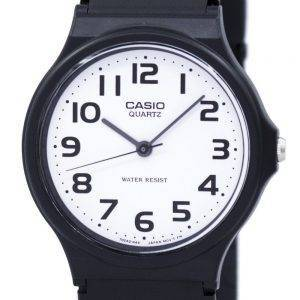 Casio Classic Analog Quartz White Dial MQ-24-7B2LDF MQ-24-7B2L Mens Watch