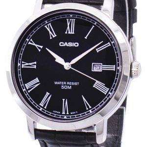 Casio Analog Quartz MTP-E149L-1BV MTPE149L-1BV Men's Watch