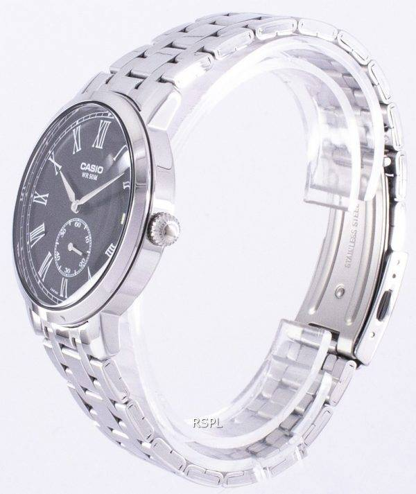 Casio Analog Quartz MTP-E150D-1BV MTPE150D-1BV Men's Watch
