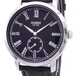 Casio Analog Quartz MTP-E150L-1BV MTPE150L-1BV Men's Watch