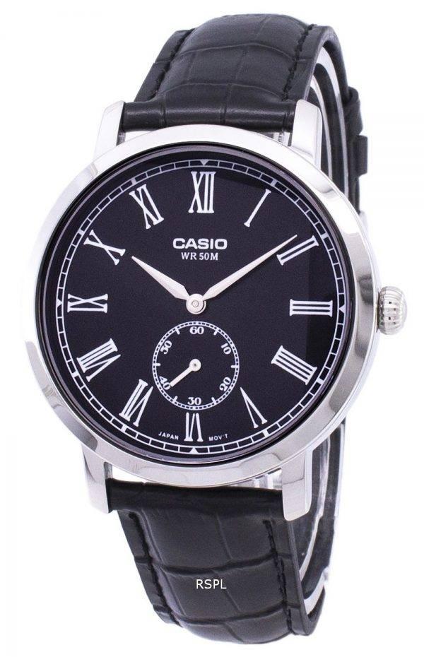 Casio Analog Quartz MTP-E150L-1BV MTPE150L-1BV Men's Watch