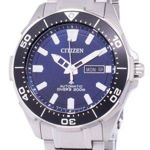 Citizen Promaster Marine Scuba Diver 200M Automatic NY0070-83L Men's Watch