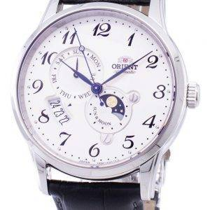 Orient Automatic Sun And Moon Japan Made RA-AK0003S00B Men's Watch