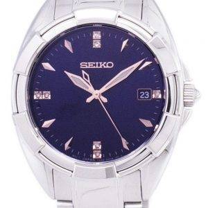 Seiko Quartz Diamond Accents SKK889 SKK889P1 SKK889P Women's Watch