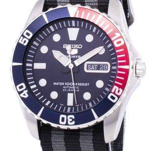 Seiko 5 Sports Automatic Nato Strap SNZF15K1-NATO1 Men's Watch