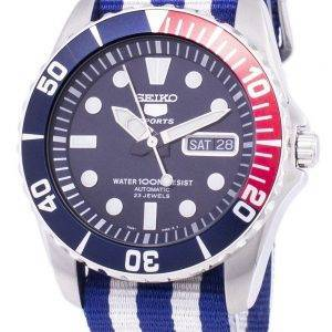 Seiko 5 Sports Automatic Nato Strap SNZF15K1-NATO2 Men's Watch