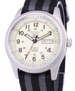 Seiko 5 Sports Automatic Nato Strap SNZG07K1-NATO1 Men's Watch