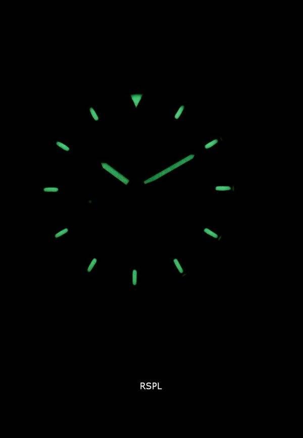 Seiko 5 Sports Automatic Black Nato Strap SNZG07K1-NATO4 Men's Watch