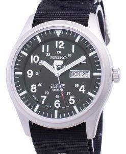 Seiko 5 Sports Automatic Japan Made Nato Strap SNZG09J1-NATO4 Men's Watch
